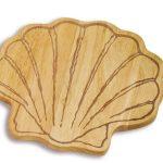 Sea Shell Board by Picnic Plus