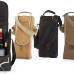 Single Bottle Wine Carrier Tote