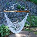 Algoma Net Hanging Polyester Rope Chair NO STAND