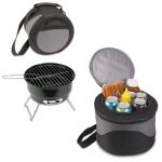 Caliente Portable Grill & Tote by Picnic Time