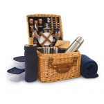 Canterbury Picnic Basket for 2 by Picnic Time