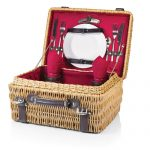 The Champion Picnic Basket by Picnic Time