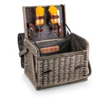 Kabrio Wine and Cheese Basket by Picnic Time