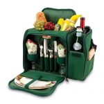 Malibu Insulated Picnic Tote for 2 by Picnic Time