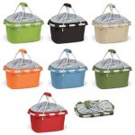 Metro Insulated Collapsible Basket by Picnic Time