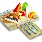 Arezzo Cheese Board Set by Picnic Plus