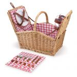 The Piccadilly Picnic Basket by Picnic Time