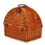 Athertyn 2-Person Willow Picnic Basket by Picnic Plus