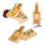 Silhouette Wine & Cheese Set by Picnic Time
