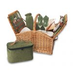 Somerset Picnic Basket for 2 by Picnic Time