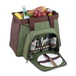 Toluca Insulated Picnic Tote for 2 by Picnic Time