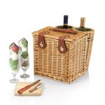 Vino Wine & Cheese Basket by Picnic Time