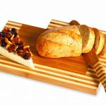 Eco-Friendly Bamboo Baguette Bread Board by Picnic Plus