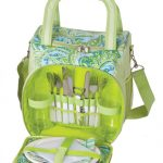 Bailey 2 Person Picnic Tote by Picnic Plus
