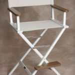 Monterey Aluminum  Bar Height Directors Chair by Sutton Bridge