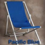 Aluminum Lounge Sling Chair by Sutton Bridge – Personalization Available