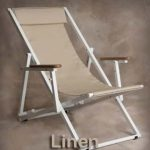 Aluminum Lounge Chair with Arms from Sutton Bridge – Personalization Available