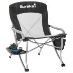 Sling Style Comfortable Curvy Chair by Eureka