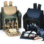 Tandoor Picnic Backpack for 4 by Picnic Plus