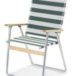 High Back Easy In/Easy Out Folding Chair by Telescope