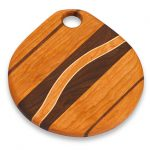 Tella cheese cutting board